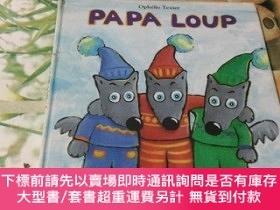 二手書博民逛書店PAPA罕見LOUPY204356 PAPA LOUP PAPA LOUP