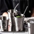 咖啡杯奶茶杯創意字母家用辦公室喝水杯茶杯健康喝水杯【快速出貨】