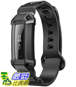 [8美國直購] SUPCASE [Unicorn Beetle Pro Bands Fitbit Alta HR/Fitbit Alta (Black)