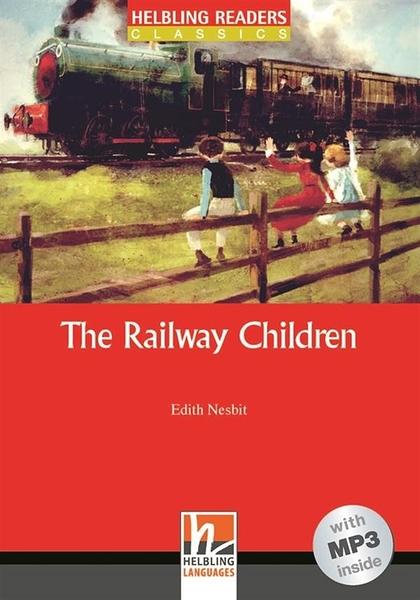 (二手書)Helbling Readers Red Series Level 1: The Railway Children (with ..