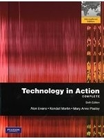 二手書博民逛書店《Technology in Action, Complete》