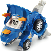 VTECH 聲光變形恐龍車-三角龍 -宏恩斯