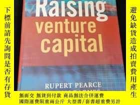 二手書博民逛書店Raising罕見Venture Capital (the Wiley Finance Series)Y216