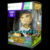 【XB360原版片 可刷卡】☆ Kinect 可愛動物 玩偶同捆 ☆中文版全新品【Kinect專用】台中星光電玩