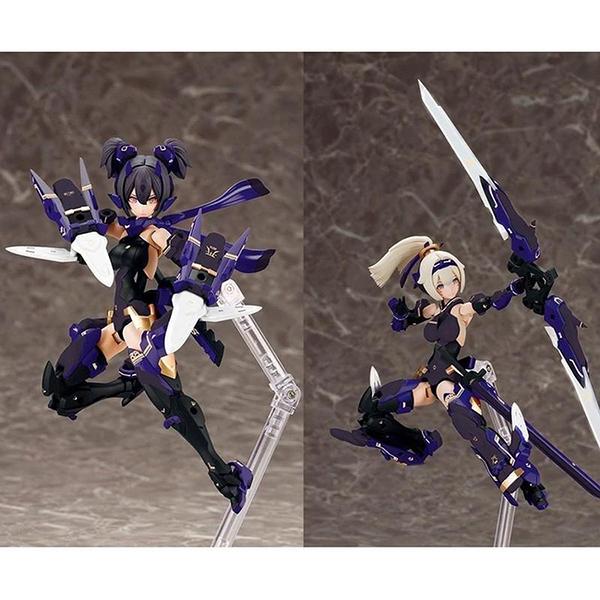 Megami Device 女神裝置 朱羅 弓兵 + 忍者 影衣 限定版 2款1組