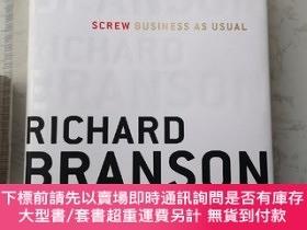 二手書博民逛書店Screw罕見Business As UsualY385290 Richard Branson Portfol