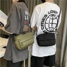 【5折超值價】潮流時尚日系簡約方包造型側背包