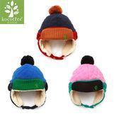 韓版兒童帽子嬰兒男童女童秋冬季加厚保暖加絨護耳帽寶寶雷鋒帽潮 LOLITA