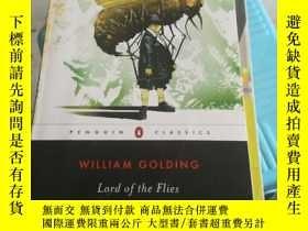 二手書博民逛書店WILLIAM罕見GOLDING Lord of the FilesY12378 William Goldin