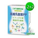 【三多生技】高纖乳酸菌PP(20包/盒) 買2送2 共4盒 超值組_特惠品2020/04/20