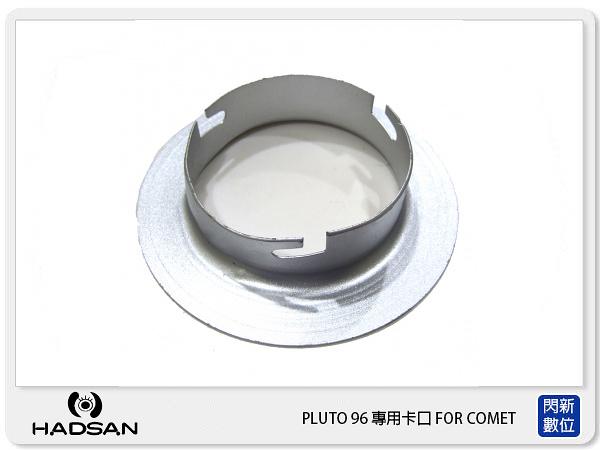 【免運費】HADSAN MEGA BOX PLUTO 96 專用卡口 FOR COMET (公司貨)