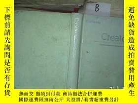 二手書博民逛書店create罕見inspiring recipes for every day of the week  為一周中