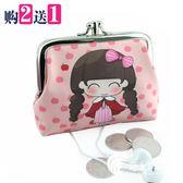 零錢包-零錢包女卡包卡通手拿包可愛韓國硬幣包鑰匙包耳機包包-奇幻樂園