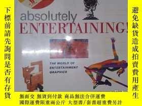 二手書博民逛書店Absolutely罕見Entertaining: The Wo