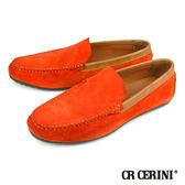 【CR CERINI】英倫風紳士休閒鞋 橘色(80957-ORS)