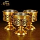 圣水杯擺件 純銅杯子用品家用 單個價