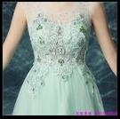 (45 Design) 訂製款 7天到貨禮法國蕾絲修身一字公主新娘婚紗禮服齊地蓬蓬顯瘦4
