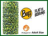 西班牙BUFF 魔術頭巾 叢林枝葉 Original 頭巾 108845 吸濕排汗快乾防曬 OUTDOOR NICE