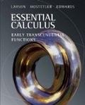 二手書博民逛書店 《Essential Calculus: Early Transcendental Functions》 R2Y ISBN:0618879188│Larson