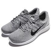 【六折特賣】Nike 慢跑鞋 Lunarglide 9 灰 黑 雪花 透氣網布 舒適緩震 運動鞋 男鞋【PUMP306】 904715-002