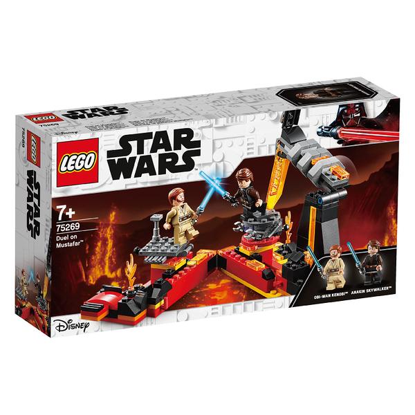樂高 LEGO 75269 Duel on Mustafar™