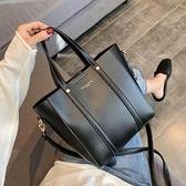托特包-2021早春網紅質感百搭大容量流行包包女包潮手提斜揹包時尚托特包