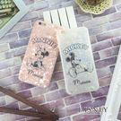 Disney迪士尼iPhone 6/6s Plus五彩貝殼系列手機殼_素描