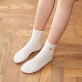 【8:AT 】運動短襪(牙白)(未滿3件恕無法出貨,退貨需整筆退)