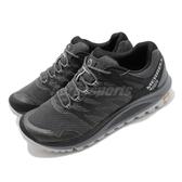 Merrell 慢跑鞋 Nova 2 黑 灰 男鞋 戶外 跑步 運動鞋 【ACS】 ML035573