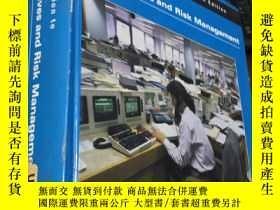 二手書博民逛書店An罕見Introduction to Derives and Risk Management (Fifth Ed