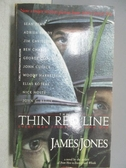 【書寶二手書T4/原文小說_MNF】The Thin Red Line_James Jones