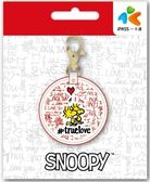 SNOOPY《true love》皮飾一卡通