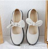 娃娃鞋ins小皮鞋女學生韓版百搭ulzzang軟妹單鞋新款瑪麗珍鞋森女潮 宜品居家館
