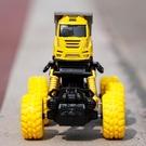 挖掘機玩具 合金越野車玩具回力工程車套裝兒童小汽車仿真模型【快速出貨八折搶購】