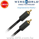 WIREWORLD TERRA 7 地球 4.0M Subwoofer cables 重低音訊號線 原廠公司貨