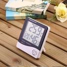 溫度/濕度/時鐘 三合一/ 電子式溫溼度計