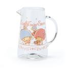 【震撼精品百貨】Little Twin Stars KiKi&LaLa_雙子星小天使~三麗鷗雙子星耐熱玻璃牛奶壺-下午茶#49644