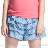 【ohoh-mini孕婦裝】星星情人滿版蛋糕裙孕婦褲裙