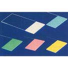 《Thermo》彩色載玻片 Microscope Slide, Color One End