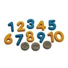 PlanToys 123數字學習組
