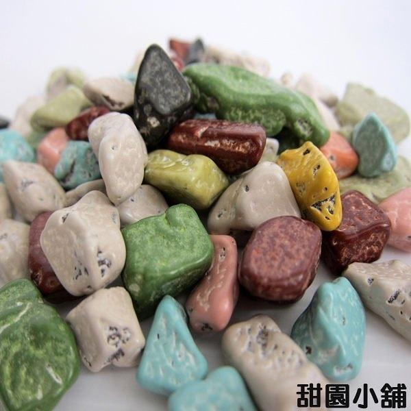 韓國進口 石頭巧克力 2000g 韓國必買零食【甜園】