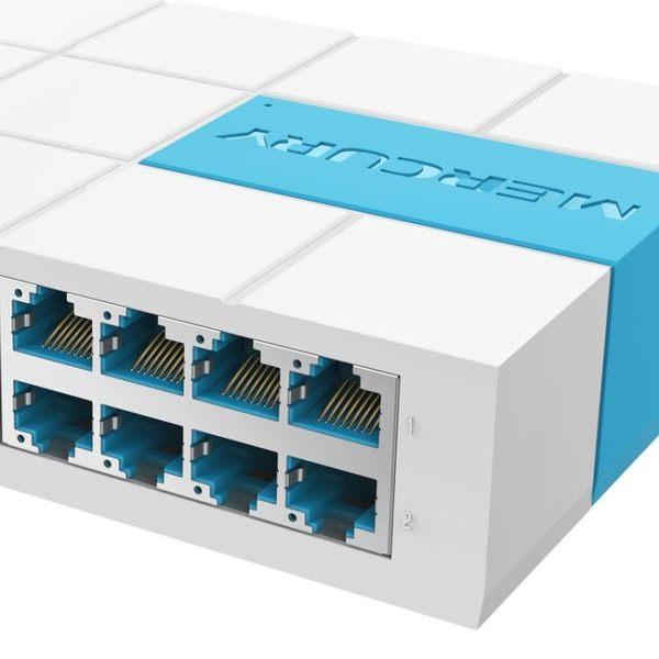 S116M16口百兆交換機網路監控分流器網線分配器家用分線器【快速出貨】