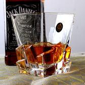 (六隻裝)無鉛水晶玻璃威士忌杯洋酒杯果汁杯水杯 茶杯啤酒杯 店家有好貨yi