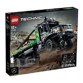 【南紡購物中心】【LEGO 樂高積木】Technic 科技系列 - 4x4 賓士 Zetros 卡車 42129