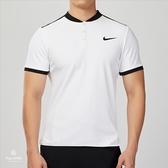 Nike Court Advantage Polo 男子 網球 圓領 運動短袖 830840-100