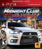PS3 Midnight Club: LA Complete Edition Greate 灣岸4:洛杉磯 完全版(美版代購)