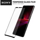 SONY Xperia 1 Ⅲ (5G) 彩色滿版全屏鋼化玻璃膜 全覆蓋鋼化膜 螢幕保護貼 防刮防爆