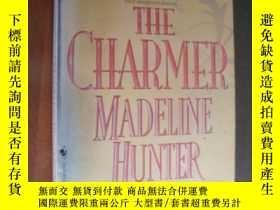 二手書博民逛書店THE罕見CHARMER MADELINE HUNTERY146