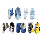 學步鞋 童鞋 舒適軟底鞋 男寶寶 女寶寶 涼鞋 Augelute 34051