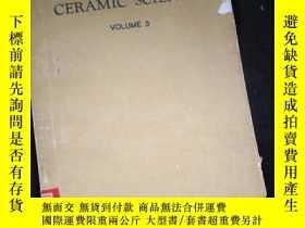 二手書博民逛書店PROGRESS罕見IN CERAMIC SCIENCE VOLUME 3Y16149